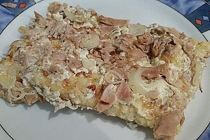 Low Carb Pizzaboden aus Blumenkohl 124
