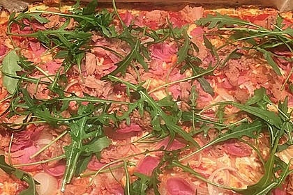 Low Carb Pizzaboden aus Blumenkohl 114