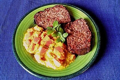 Nussbraten (mit Tomaten) 4