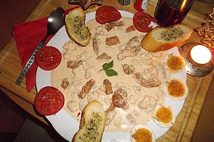 Blumenkohl-Käse Suppe nach Odinette 3