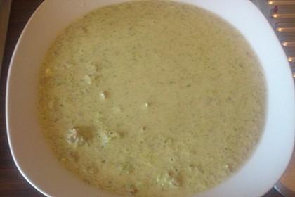 Blumenkohl-Käse Suppe nach Odinette 26