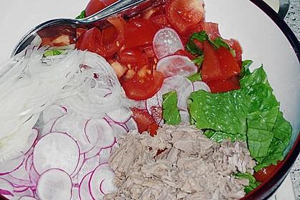 Blattsalat nach italienischer  Art 8