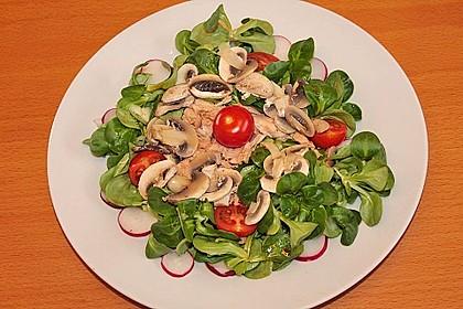 Blattsalat nach italienischer  Art 3