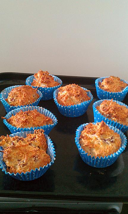 k se schinken muffins ohne ei rezept mit bild von claudi1510. Black Bedroom Furniture Sets. Home Design Ideas