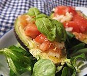 Kalifornischer Avocado-Tomatensalat