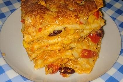 Mells mexikanische Enchilada-Lasagne 39