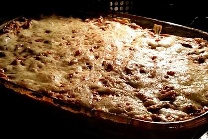Mells mexikanische Enchilada-Lasagne 75