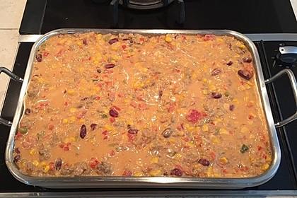 Mells mexikanische Enchilada-Lasagne 26
