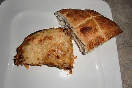 Mells mexikanische Enchilada-Lasagne 80