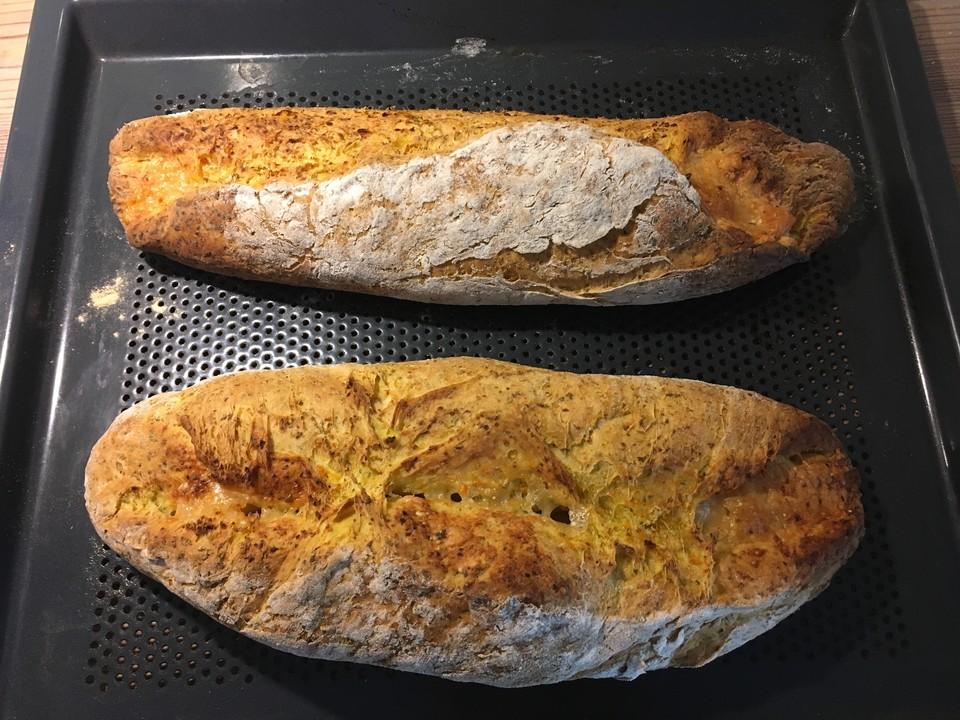 Das perfekte brot zum grillen mit parmesan knoblauch for Mikrowelle zum backen und grillen