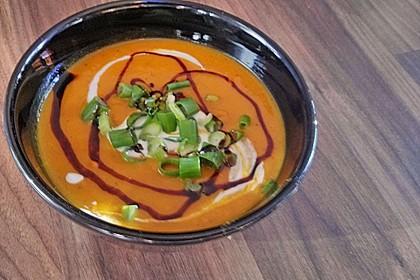 Kürbis-Curry Suppe 31