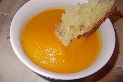Kürbis-Curry Suppe 35