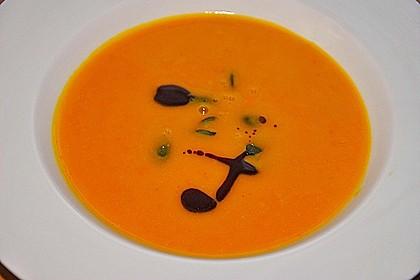 Kürbis-Curry Suppe 29