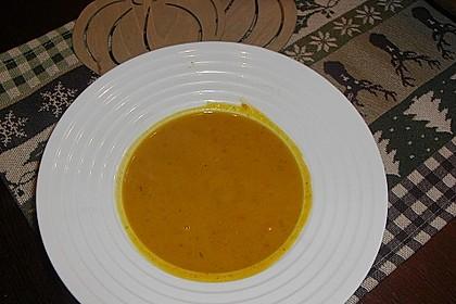 Kürbis-Curry Suppe 36