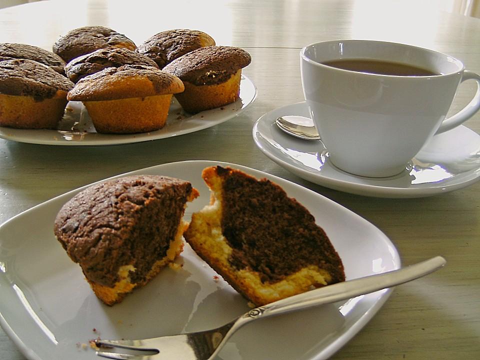 rezept vanille schoko muffins beliebte rezepte von urlaub kuchen foto blog. Black Bedroom Furniture Sets. Home Design Ideas