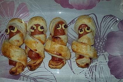 Mumien zu Halloween 7