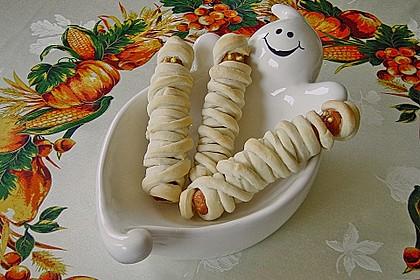 Mumien zu Halloween 1