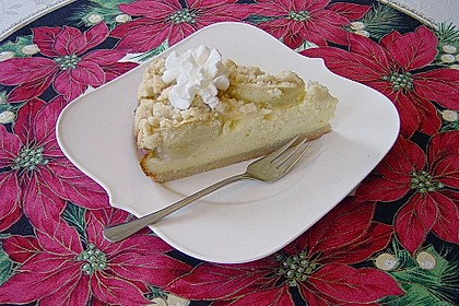 Omas Quark-Apfel-Streusel-Torte 6