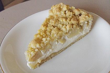 Omas Quark-Apfel-Streusel-Torte 4