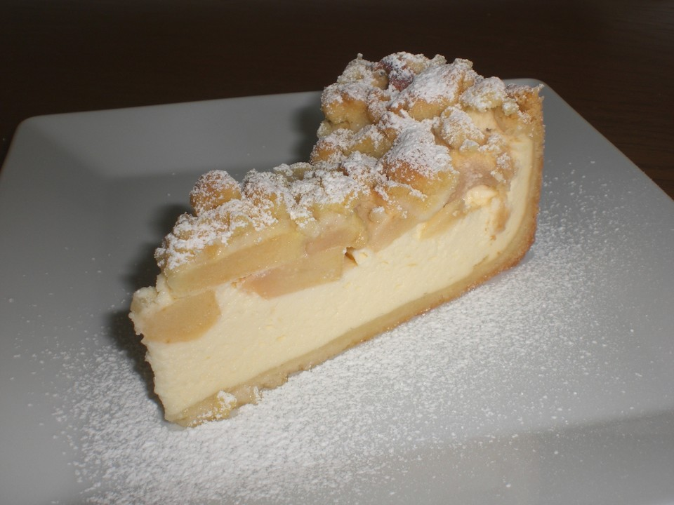 Quark apfel torte rezept