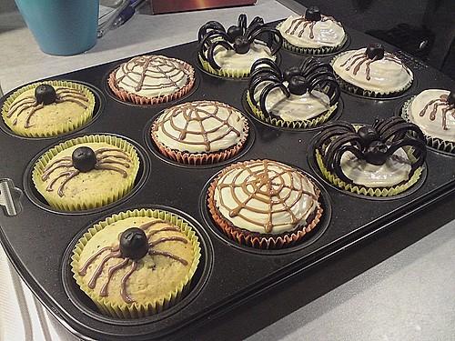 Halloween Muffins Rezepte Mit Bild : halloween muffins rezept mit bild von muffin bakery ~ Frokenaadalensverden.com Haus und Dekorationen