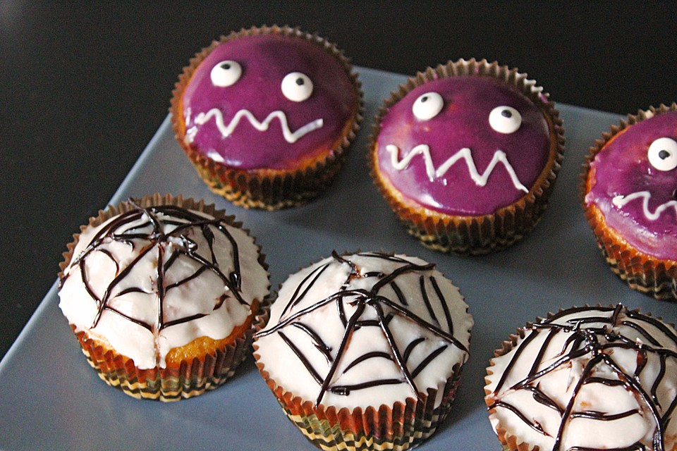 halloween muffins von muffin bakery. Black Bedroom Furniture Sets. Home Design Ideas