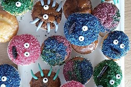 Halloween Muffins 7
