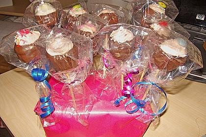 Chocolate Cupcake Cake Pops 42