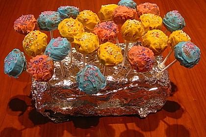Chocolate Cupcake Cake Pops 47