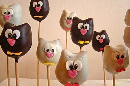 Chocolate Cupcake Cake Pops 2