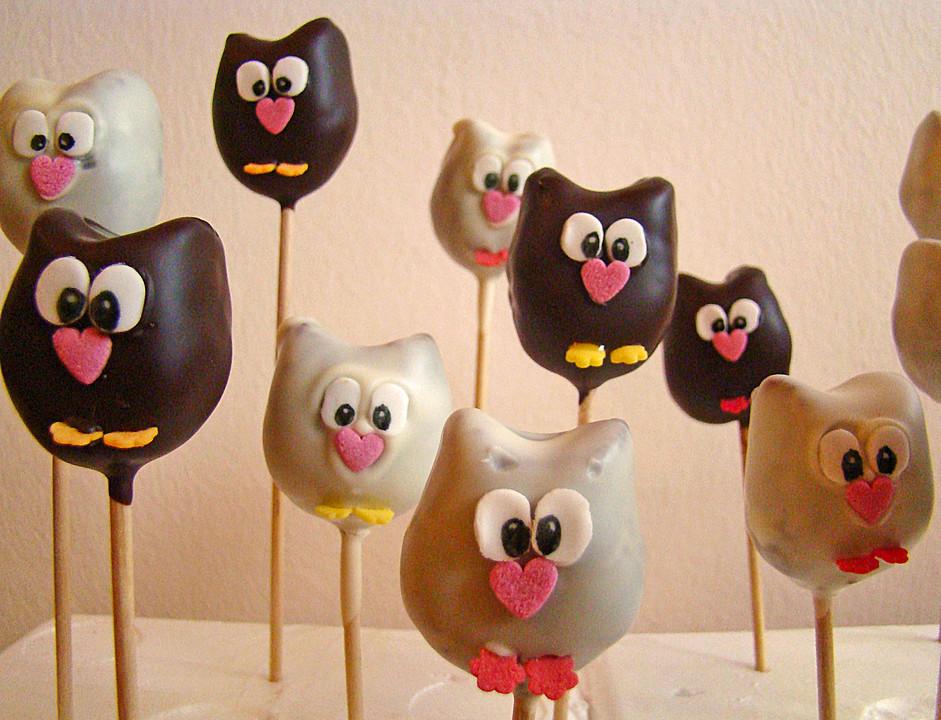 chocolate cupcake cake pops rezept mit bild von dashonigkuchenpferd. Black Bedroom Furniture Sets. Home Design Ideas