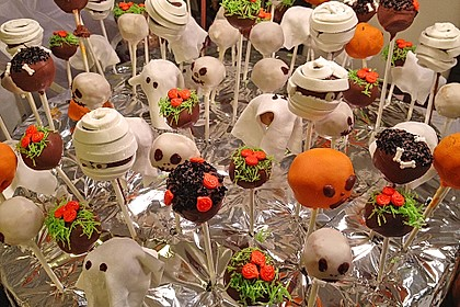 Chocolate Cupcake Cake Pops 3