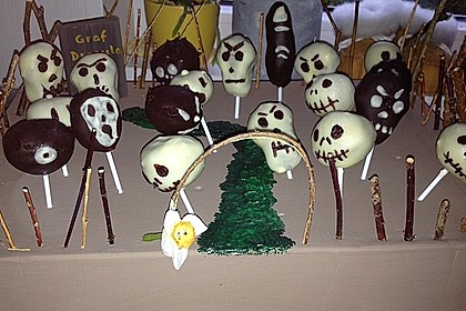 Chocolate Cupcake Cake Pops 28