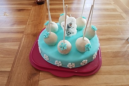 Chocolate Cupcake Cake Pops 8