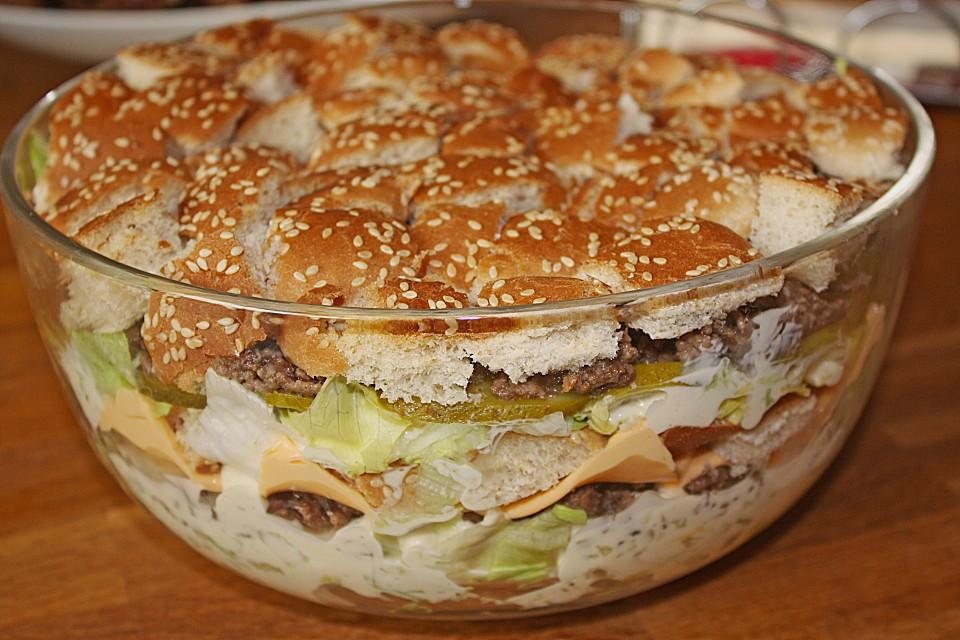 big mac salat rezept mit bild von na ba. Black Bedroom Furniture Sets. Home Design Ideas