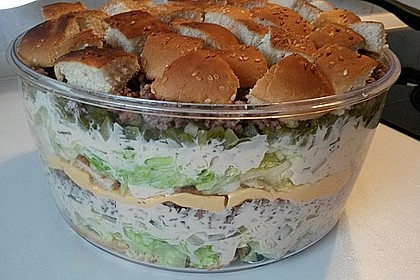 Big Mac Salat 6