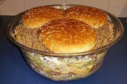 Big Mac Salat 100