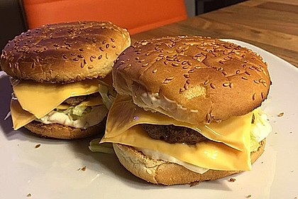 Big Mac Salat 132