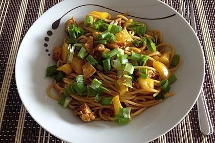 Spaghetti-Curry-Salat 7