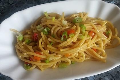 Spaghetti-Curry-Salat 11