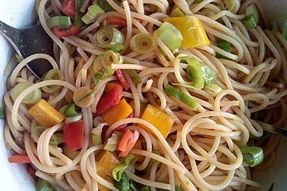 Spaghetti-Curry-Salat 16