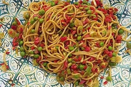 Spaghetti-Curry-Salat 23
