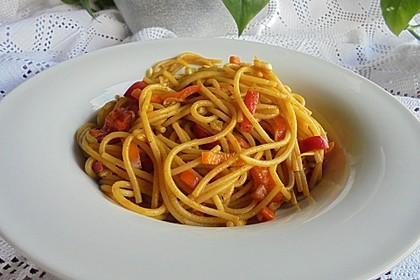 Spaghetti-Curry-Salat 10