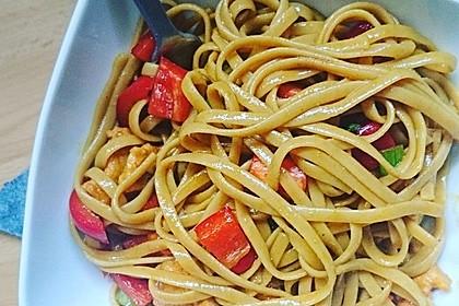 Spaghetti-Curry-Salat 18