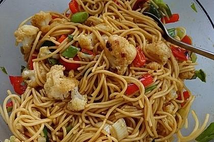 Spaghetti-Curry-Salat 17