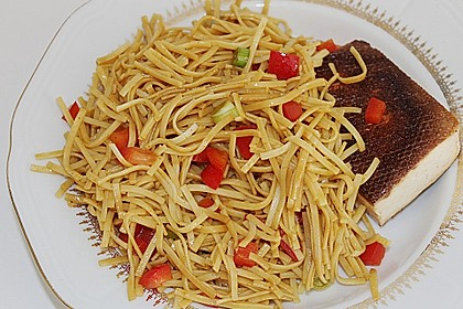 Spaghetti-Curry-Salat 15