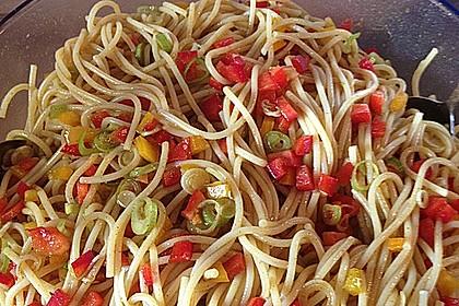 Spaghetti-Curry-Salat 5