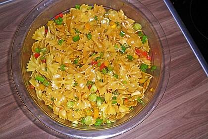 Spaghetti-Curry-Salat 14