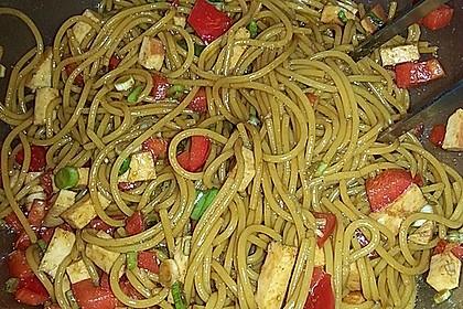 Spaghetti-Curry-Salat 19