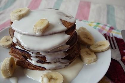Bananen-Pancakes 7